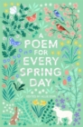 A Poem for Every Spring Day - Book