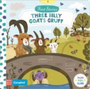 Three Billy Goats Gruff - Book