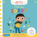 I can say Sorry - Book