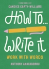 How To Write It - eBook