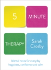Five Minute Therapy - Book