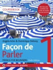Facon de Parler 1 French Beginner's course 6th edition : Coursebook - Book