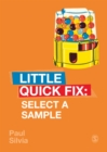 Select a Sample : Little Quick Fix - Book