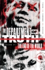 Department of Truth, Vol 1: The End Of The World - Book