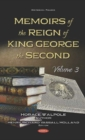 Memoirs of the Reign of King George the Second : Volume 3 - Book