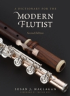 A Dictionary for the Modern Flutist - Book