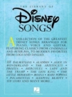 The Library Of Disney Songs (PVG) - Book