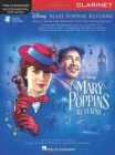 Instrumental Play-Along : Mary Poppins Returns - Clarinet (Book/Online Audio) - Book
