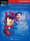 Instrumental Play-Along : Mary Poppins Returns - Trombone (Book/Online Audio) - Book