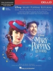 Instrumental Play-Along : Mary Poppins Returns - Cello (Book/Online Audio) - Book