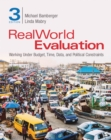 RealWorld Evaluation : Working Under Budget, Time, Data, and Political  Constraints - eBook