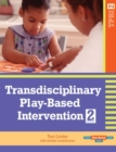 Transdisciplinary Play-based Intervention - Book