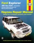 Ford Explorer, Mazda Navajo, Mercury Mountaineer (91 - 05) - Book