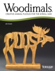 Woodimals : Creative Animal Puzzles for the Scroll Saw - Book