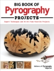 Big Book of Pyrography Projects - Book