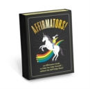 Knock Knock Affirmators : 50 Affirmative Cards to Help You Help Yourself - without the Self-Helpy-Ness! - Book