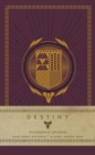 Destiny: Guardian's Journal : Hardcover Ruled Journal - Book