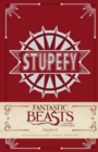 Fantastic Beasts and Where to Find Them: Stupefy Hardcover Ruled Journal - Book