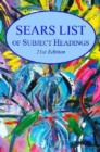 Sears List of Subject Headings - Book