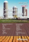 Canadian Environmental Resource Guide, 2016 - Book