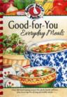 Good-For-You Everyday Meals Cookbook - Book