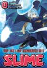That Time I Got Reincarnated As A Slime 8 - Book