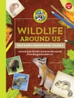 Ranger Rick's Wildlife Around Us Field Guide & Drawing Book: Volume 2 : Learn how to identify and draw wild animals from the great outdoors! - Book