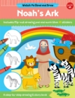 Watch Me Read and Draw: Noah's Ark : A step-by-step drawing & story book - Book