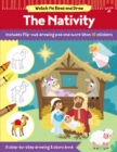 Watch Me Read and Draw: The Nativity : A step-by-step drawing & story book - Book