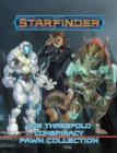Starfinder Pawns: The Threefold Conspiracy Pawn Collection - Book