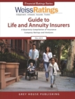 Weiss Ratings Guide to Life & Annuity Insurers, Fall 2019 - Book