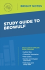 Study Guide to Beowulf - eBook