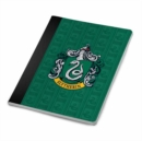 Harry Potter: Slytherin Notebook and Page Clip Set - Book
