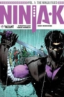 Ninja-K Volume 1: The Ninja Files - Book