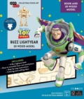 IncrediBuilds: Toy Story: Buzz Lightyear Book and 3D Wood Model - Book