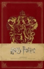 Harry Potter: Gryffindor Ruled Pocket Journal - Book
