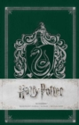 Harry Potter Slytherin Hardcover Ruled Journal - Book
