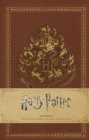 Harry Potter Hogwarts Hardcover Ruled Journal - Book