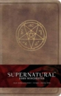 Supernatural: John Winchester Hardcover Ruled Journal - Book