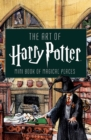 Art of Harry Potter : Mini Book of Magical Places - Book