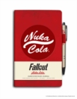 Fallout Hardcover Ruled Journal (With Pen) - Book