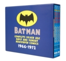 Batman : The Complete Silver Age Newspaper Comics Slipcase Set - Book