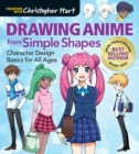 Drawing Anime from Simple Shapes : Character Design Basics for All Ages - Book