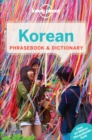 Lonely Planet Korean Phrasebook & Dictionary - Book