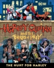 Harley Quinn and the Birds of Prey: The Hunt for Harley - Book