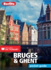 Berlitz Pocket Guide Bruges & Ghent (Travel Guide with Dictionary) - Book