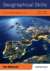 Geographical Skills for A Level Years 1 & 2 - for Edexcel - Book