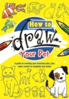 How to Draw Your Pet - Book
