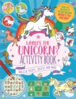 Where's the Unicorn? Activity Book : Magical Puzzles, Quizzes and More - Book