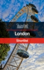 Time Out London Shortlist : Pocket Travel Guide - Book